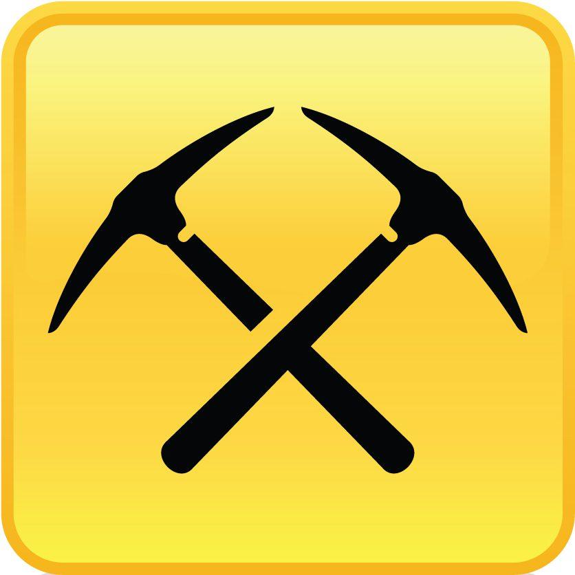 Mining yellow lg