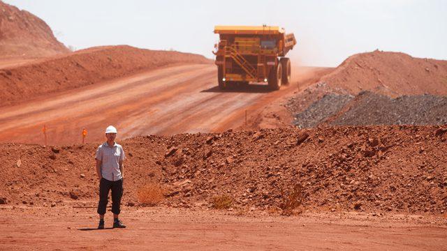 Mining-Truck